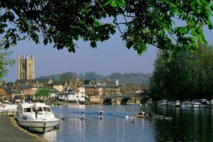 Hausboot England