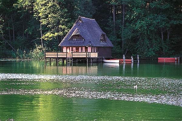 Mecklenburg Bootshaus