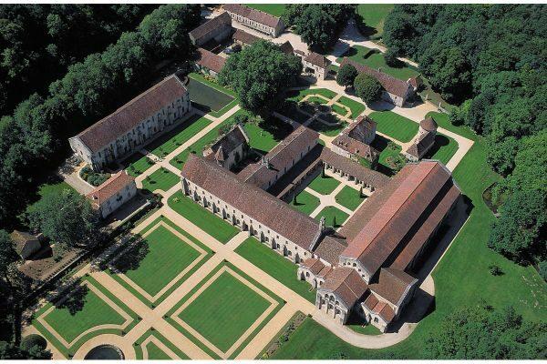 Fontenay Bourgogne Abtei