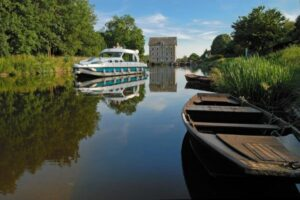 Anjou Hausbootferien mit Nicols