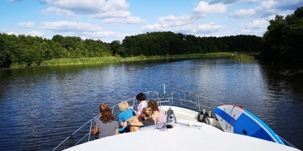 Gewässer um Brandenburg