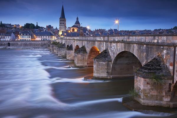 Hausboot Loire Nivernais mieten