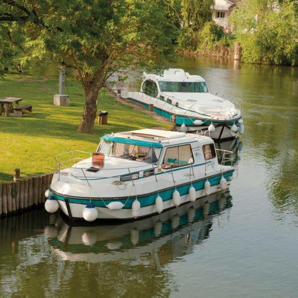 Charente Hausboot mieten Nicols Boote