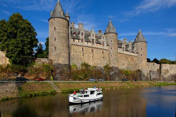 Bretagne Boot fahren führerscheinfrei