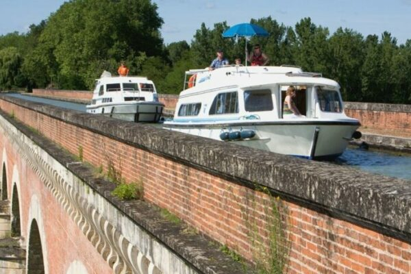 Hausboot Aquitanien mieten