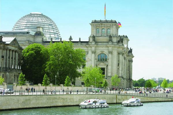 Hausboote in Deutschland Berlin