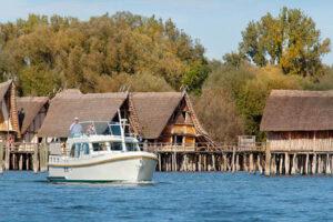 Hausboot mieten in Deutschland Bodensee