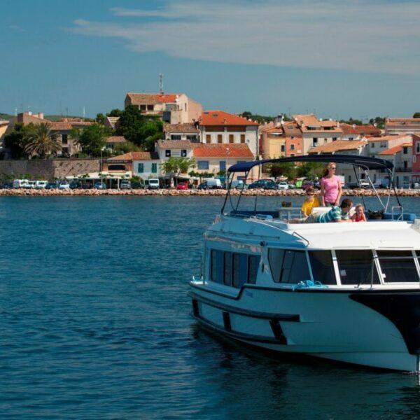 Hausboot Camargue mieten