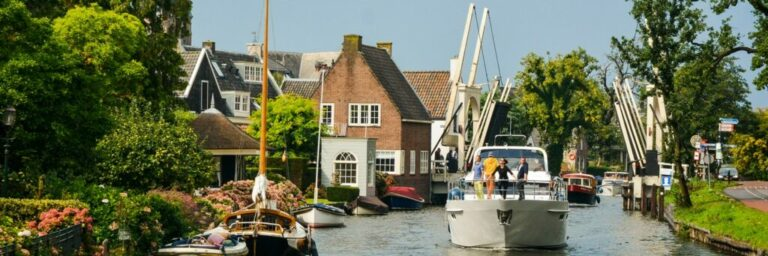 Hausboot Holland