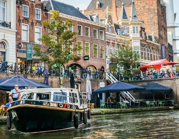 Hausboot Amsterdam mieten