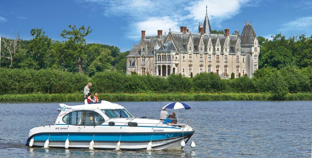 Hausboot mieten Bretagne