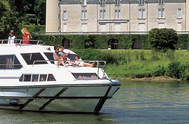Hausbooturlaub Charente
