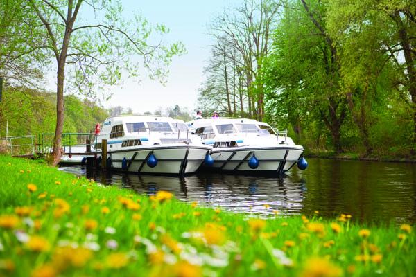 Hausboot Deutschland mieten