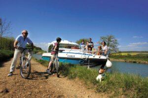 Hausbootferien Camargue