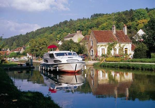 Hausbootferien Loire