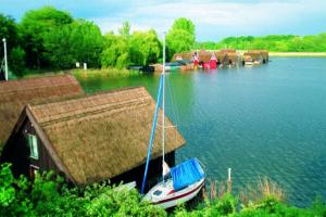 Hausboot Mecklenburgische Seenplatte