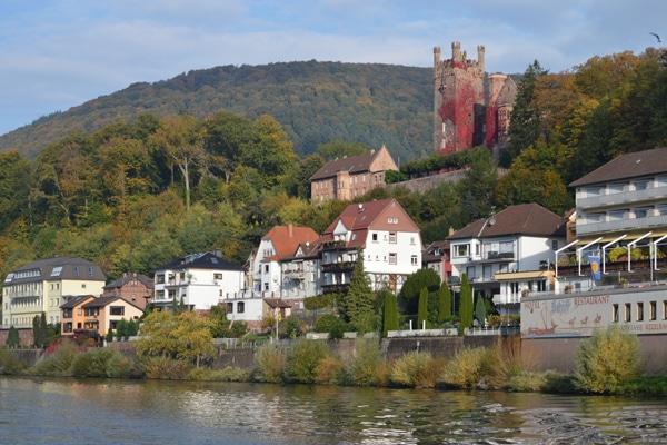 Hausbootferien am Neckar