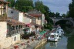 Hafen in Aquitaine
