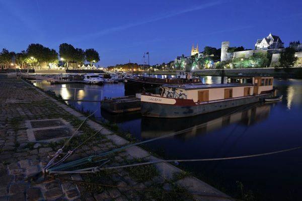 Bootsferien Anjou