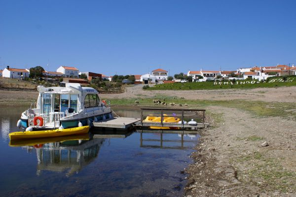 Hausbooturlaub in Portugal
