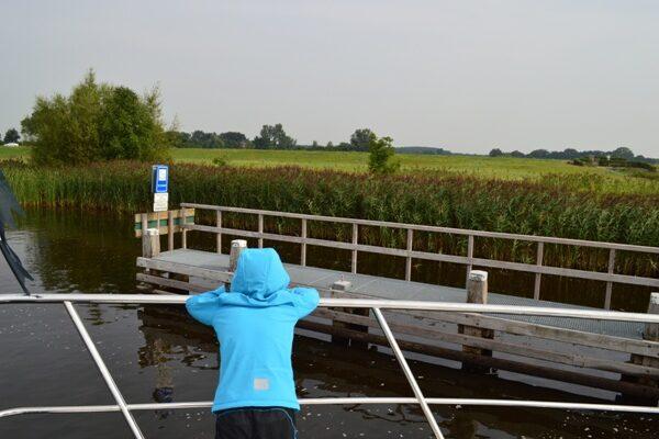 Anleger in Friesland