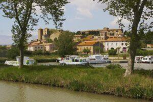 Argens am Canal du Midi