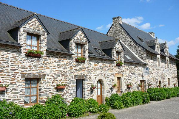 Haus in der Bretagne Hausbootferien