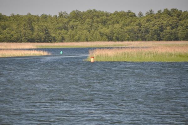 Masuren Seenplatte in Polen