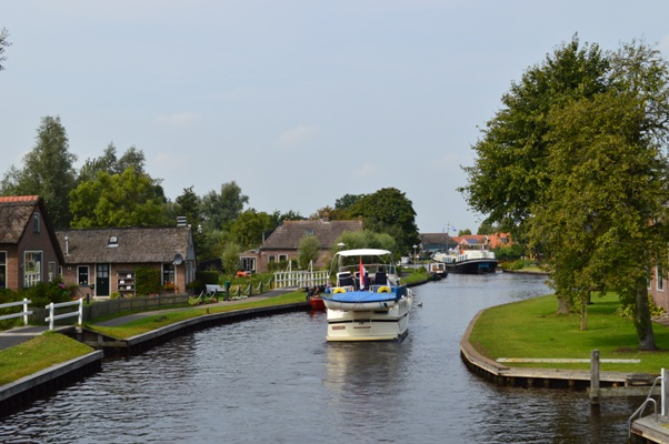 De Werribben in Friesland