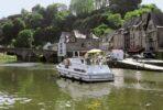 Dinan Bootsferien Bretagne