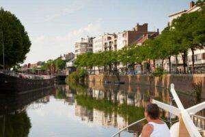 Routen in Belgien mit dem Hausboot