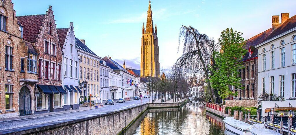 Hausboot mieten in Belgien