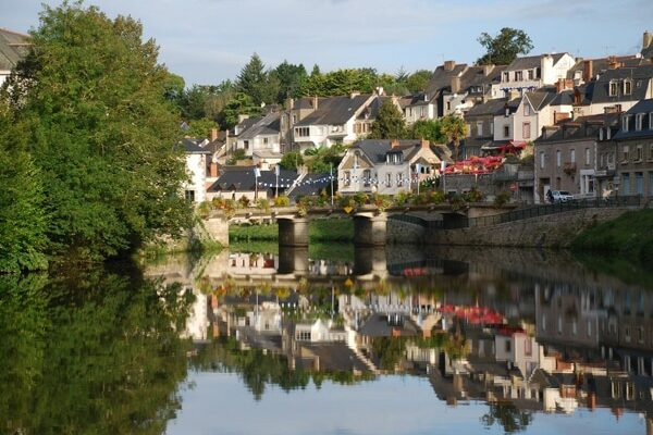 Bretagne in Frankreich Hausbooturlaub