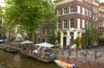 Amsterdam mit dem Hausboot erkunden