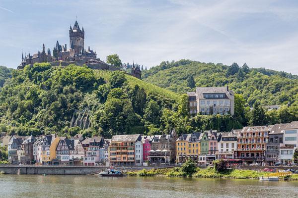 Hausboote Deutschland Saar und Mosel