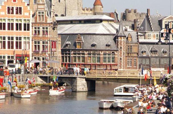 Hausboot mieten Belgien