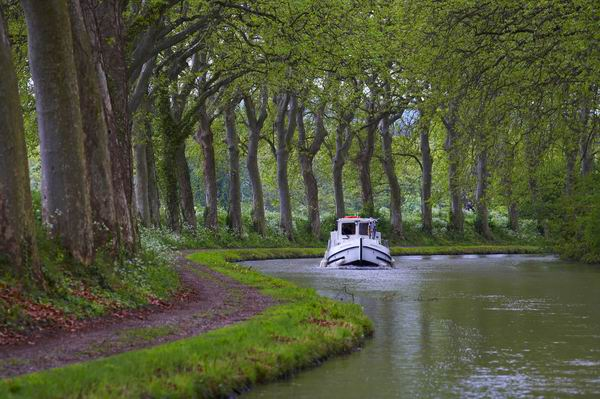 Hausboot mieten Canal du Midi