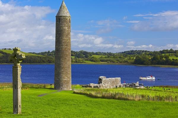 Hausboote in Irland mieten
