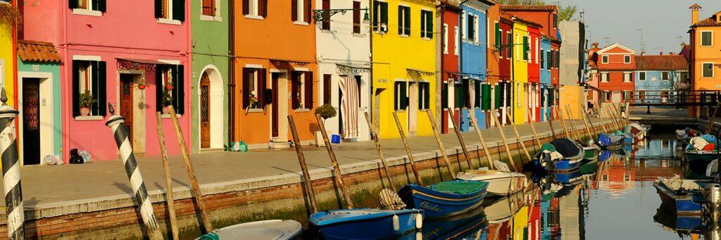 Hausboot mieten Italien