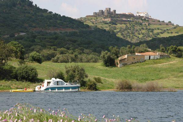 Hausbootferien Portugal