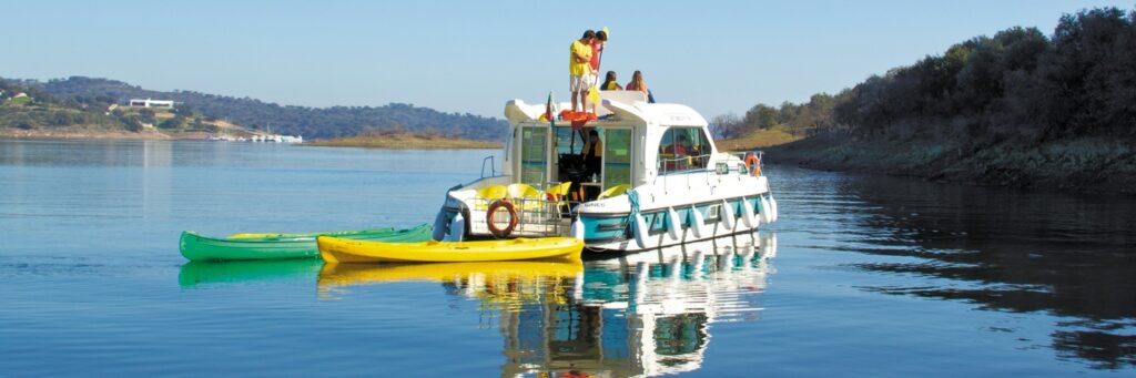Hausboot mieten Portugal