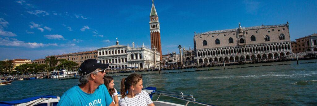 Hausboot mieten Venedig
