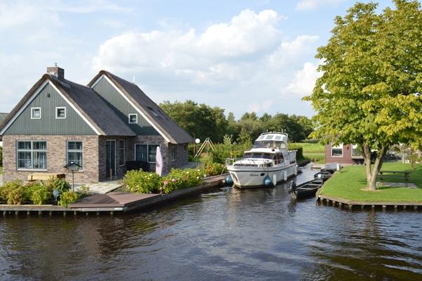 Hausbootferien Friesland