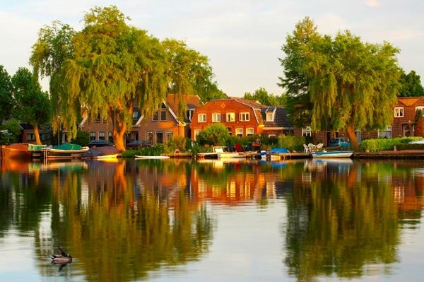 Holland und Amsterdam