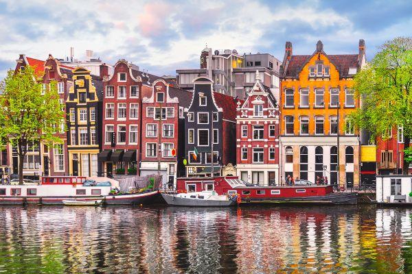 Holland mit dem Hausboot erkunden