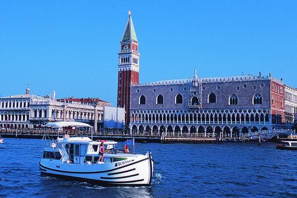 Italien mit Penichette bereisen
