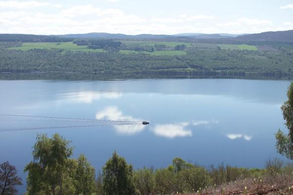 Bootsferien in Schottland
