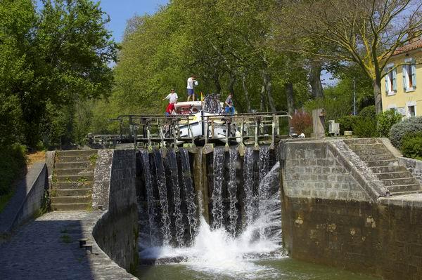 Bootsurlaub Canal du Midi