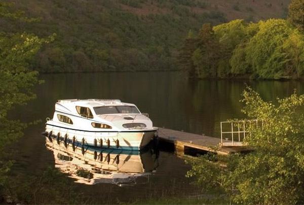 Schottland mit dem Hausboot Magnifique