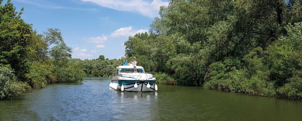Hausboot mieten Ungarn